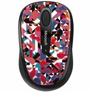 微软 无线蓝影便携鼠标3500 万花瞳境 限量珍藏版