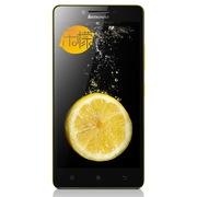 联想 【联通赠费版】 乐檬 K3(K30-W)16G 典雅黄 联通4G手机 双卡双待