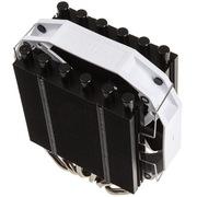 追风者 PH-TC14S_BK 超薄双塔14公分6xψ6mm热管CPU散热器 无干涉梳子内存X79/X99平台超频利器
