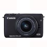 佳能 EOS M10 微单相机 单机身 黑色