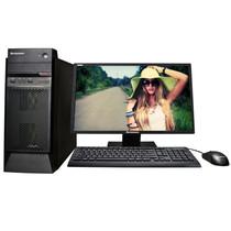 联想 启天 M4500台式电脑(G1840/2G/500G/集显/DOS/19.5英寸)产品图片主图