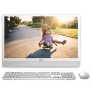 戴尔 Inspiron 3452-R1248W 23.8英寸一体电脑 (赛扬N3150 4G 500G DVD 三年上门 Win8.1)白
