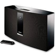 BOSE SoundTouch 30 III 无线音乐系统-黑色 蓝牙/WIFI音箱产品图片主图