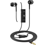 森海塞尔  MM30G 入耳式手机通讯耳塞 安卓专属 黑色