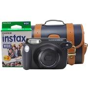 富士 instax mini210黑相机套装