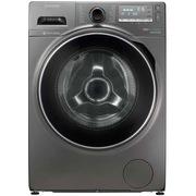 三星 WD80J7260GX/SC 8公斤超薄洗烘一体滚筒洗衣机 钛晶灰