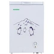 容声 BD/BC-100MB 100升顶开门家用小冷柜 转换柜