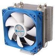 乔思伯 T49 多平台CPU散热器 (4热管/9CM风扇/铜底/金属扣具/可调速风扇/附带硅脂)