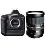 腾龙 佳能(Canon) EOS 1D X 单反套机(24-70)