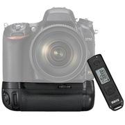 美科 MK-DR750 单反相机遥控手柄兼电池盒 适用于尼康D750