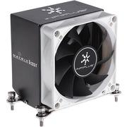英斐 矩阵i135T AMD版 CPU风冷变速散热器(风罩导流、鳍片风道、四点螺丝固定)