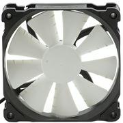 追风者 PH-F120SP_BK 12CM电脑机箱 散热器风扇 高风压 大风量 低噪音 黑框白叶