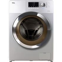 TCL XQG85-FD301HBP 8.5公斤 变频防烫罩 滚筒洗衣机(星空银)产品图片主图