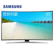 三星 UA65JU6800JXXZ 65英寸 4K超高清曲面智能 LED液晶电视 黑色