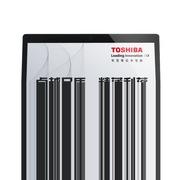 东芝 Z40-B K12M 金属商务轻薄本(14英寸 i7-5600U 8G 500G.7200转 Win7.Pro 防眩光雾面屏)银色