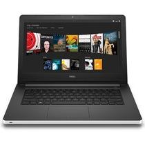 戴尔 M5455R-2208W 14英寸笔记本电脑 (E2-7110 4G 500G DVD Win10)白产品图片主图