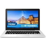 海尔  S200 11.6英寸笔记本电脑(Baytrail四核 2G 64G 11小时续航 WIFI  蓝牙 Win10 )白色