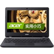 宏碁 ES1-131-C55Q 11.6英寸笔记本(四核N3150 4G 500G 核芯显卡 Win10 蓝牙)黑色