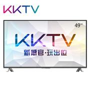KKTV U49 49英寸4K超高清64位处理器8核安卓智能WIFI平板液晶电视