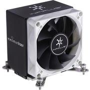 英斐 矩阵i135T INTEL版 CPU风冷变速散热器(风罩导流、鳍片风道、四点螺丝固定)