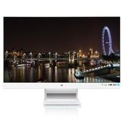 优派 VX2770S-LED-W 27英寸AH-IPS窄边框 宽屏LED背光液晶显示器(白色)