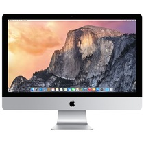 苹果 27英寸配备 Retina 5K 显示屏的 iMac MK462CH/A产品图片主图