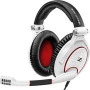 森海塞尔 G4ME ZERO White 游戏耳机 电脑耳麦 专业级降噪 白色