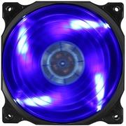 鑫谷 炫风XF-12-B风扇(蓝色LED灯/12cm静音/大风量机箱风扇)