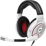 森海塞尔 G4ME ONE White 跨平台游戏耳机 电脑耳麦 专业级降噪 白色