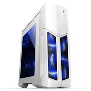 爱国者 分体式魔兽3机箱白色(分体式/宽体水冷/大侧透/USB3.0/HD音频)
