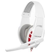 漫步者 G2 高音质立体声游戏耳麦 游戏耳机 电脑耳机 白色