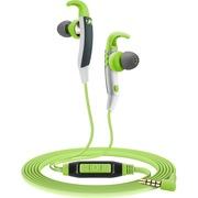森海塞尔  CX686G Sports 入耳式运动耳机 安卓版 带来完整而丰富的音质 绿色
