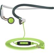 森海塞尔  PMX686i Sports 耳塞颈带式运动耳机 苹果版 带来出色的立体声音效 绿色