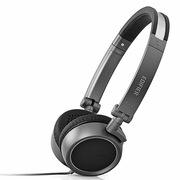 漫步者  H690 便携头戴式耳机 手机耳机 铁灰色
