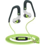 森海塞尔  OCX686G Sports 入耳耳挂式运动耳机 安卓版 带来完整而丰富的音质 绿色