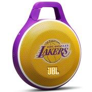 JBL CLIP NBA限量版 充电便携式迷你蓝牙小音箱 无线蓝牙音箱 湖人队