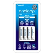 爱乐普 7号AAA高性能标准套装 4节充电电池加CC51充电器 K-KJ51MCC04C