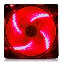 爱国者 黑暗骑士X7天使之翼风扇红色(LED红光/12CM游戏机箱风扇)产品图片主图