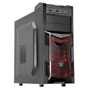 酷冷至尊 毁灭者二代 游戏机箱厂家直供版(ATX/USB3.0/背走线/电源下置/支持SSD)黑色