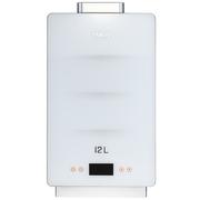 万家乐 JSQ24-D21 12升 玻璃白 燃气热水器(天然气)