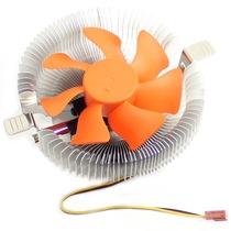 IT-CEO Z1360 CPU散热器风扇 散热风扇 温控静音风扇 多平台通用 适用Intel AMD平台 九公分加大扇叶 橙色产品图片主图
