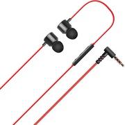 LG QuadBeat3(HSS-F630) 原装防缠绕立体声入耳式线控耳机 红色