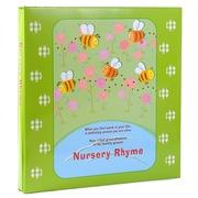 NCL 日本原装进口相册 diy 宝宝相册 生日礼物 成长纪念 儿童 亲子 系列 小蜜蜂 73604-20