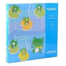 NCL 日本原装进口相册 diy 宝宝相册 生日礼物 成长纪念 儿童 亲子 系列 小青蛙 73605-20产品图片主图