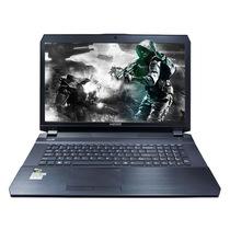 神舟 战神G8-KL7S2 17.3英寸游戏本(i7-6820HK 16G 256GB SSD GTX980M 8G独显 1080P)黑色产品图片主图