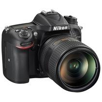尼康 D7200单反双头套机(DX VR 18-200mm f/3.5-5.6G II镜头 +  DX 35mm f/1.8G 镜头)产品图片主图
