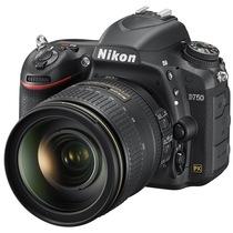 尼康 D750 单反双头套机 (AF-S 尼克尔 24-120mm f/4G ED VR镜头 + AF-S 50mm f/1.8G 镜头)产品图片主图
