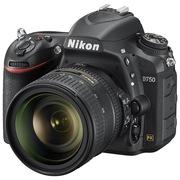尼康 D750 单反双头套机(AF-S 24-85mm f/3.5-4.5G 镜头 + AF-S 50mm f/1.8G 镜头)