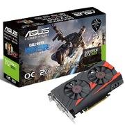 华硕 冰骑士 GTX950-DC2OC-2GD5 1266MHz/6610MHz 2GB/128bit DDR5 PCI-E 3.0 显卡