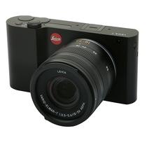 徕卡 T相机 18-56/3.5-5.6镜头套机(黑色)产品图片主图